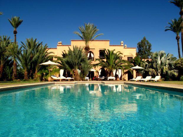 villa pour un mariage Marrakech