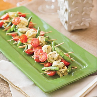 Yummy eats for a private dinner party with your closest friends!