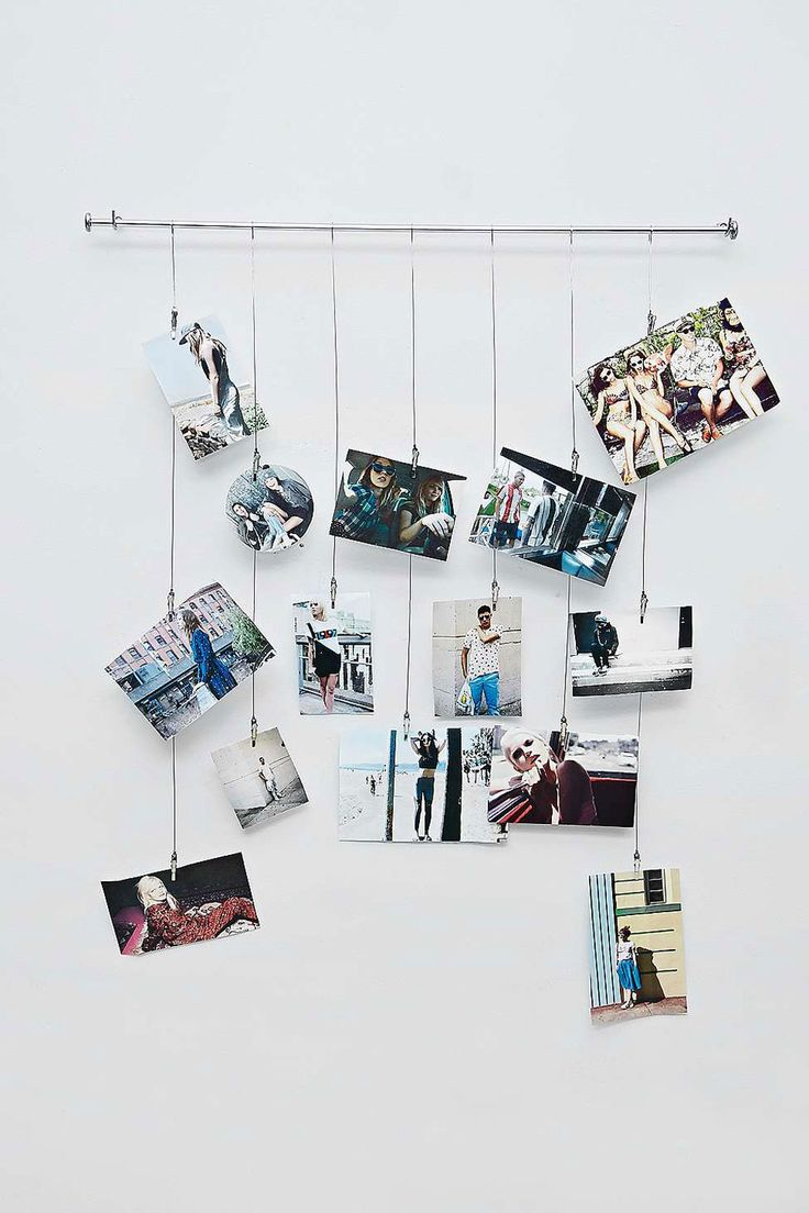 Urban Outfitters Photo Frame, the perfect quirky addition.