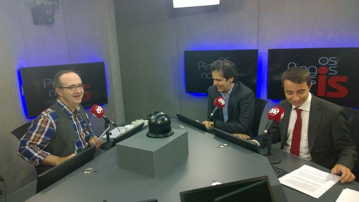 Michel Temer fala à Jovem Pan sobre Lava-Jato, reformas trabalhistas e…