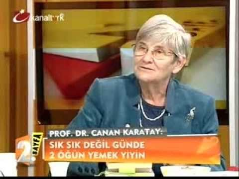 Prof.Dr.Canan Karatay | Sağlıklı Beslenme