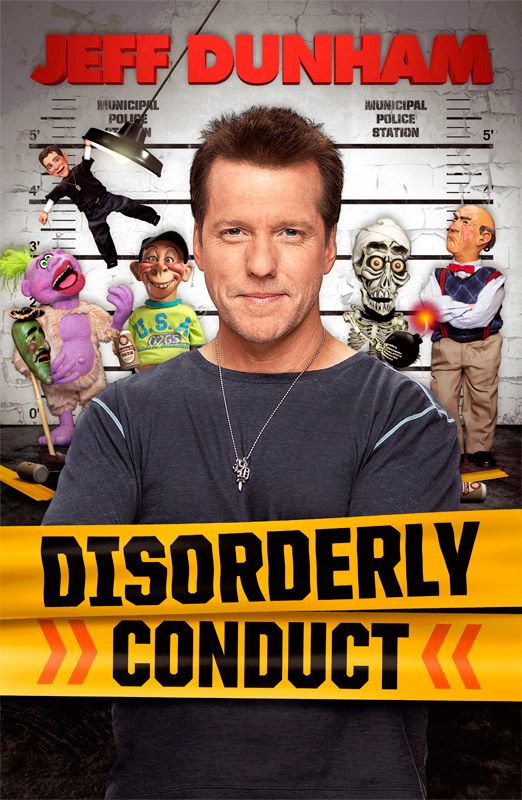 Aud Club (Jeff Dunham) Presale Code.Click the pic to get the deal!
