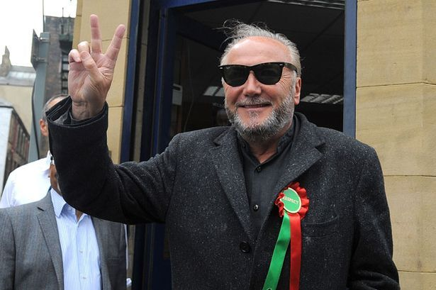 George Galloway's third wife reportedly claims they are still married under Islamic law just days after his fourth marriage - Mirror Online