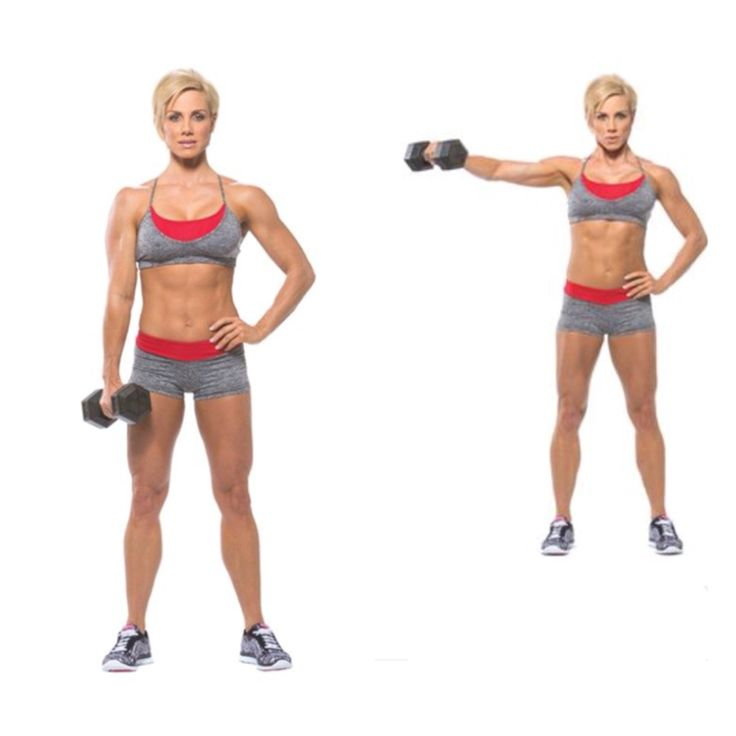 10 Quick Easy Workouts To Lose Arm Fat At Home