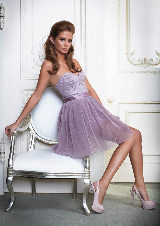Lipsy introduce their new VIP dress line-up and Made in Chelsea star Millie Mackintosh models the new campaign. See the dresses!