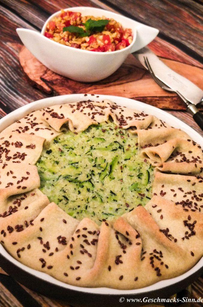 Zucchinikuchen http://www.geschmacks-sinn.de/?p=2270