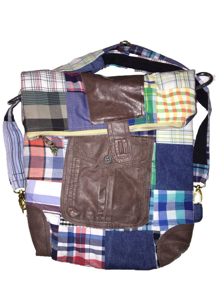 Een persoonlijke favoriet uit mijn Etsy shop https://www.etsy.com/nl/listing/531888379/3-in-1-tas-bag-van-patchwork-en-leer
