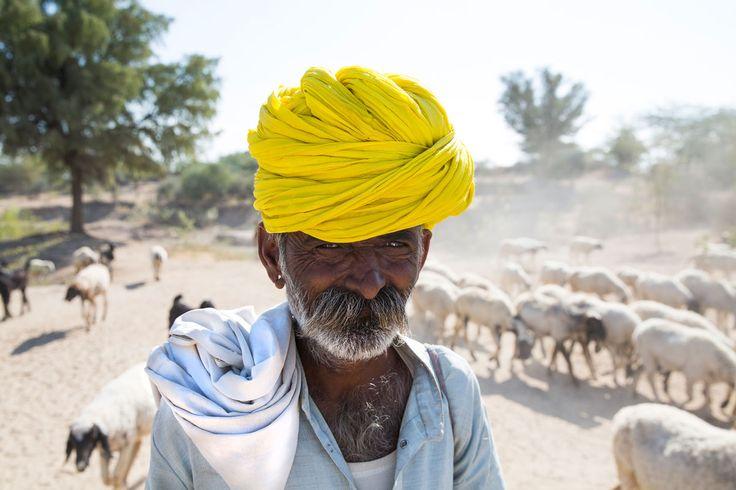 Tribus nómadas del desierto de Thar - Rajastán, un viaje en el tiempo