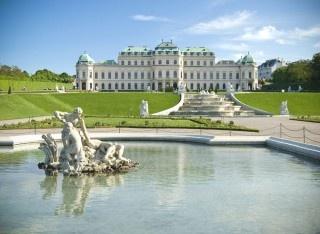 Wenen Belvedere