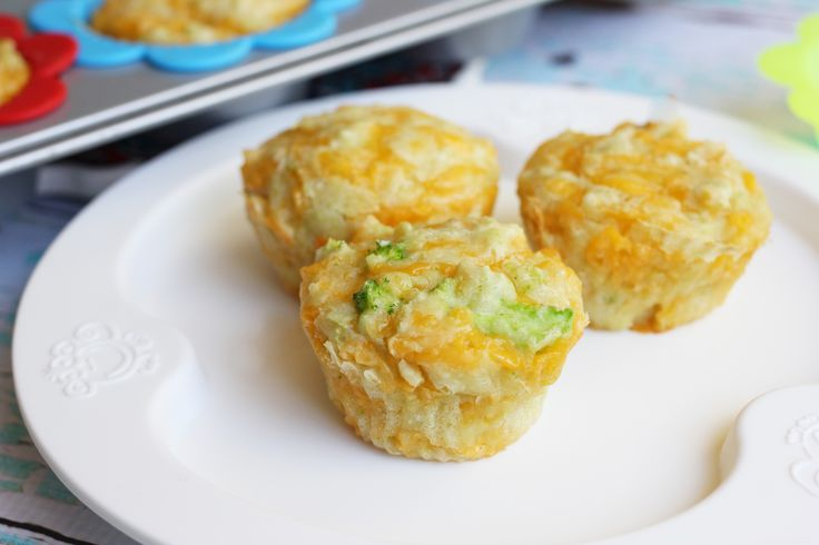 Broccoli Cheddar Muffins 1 (2)