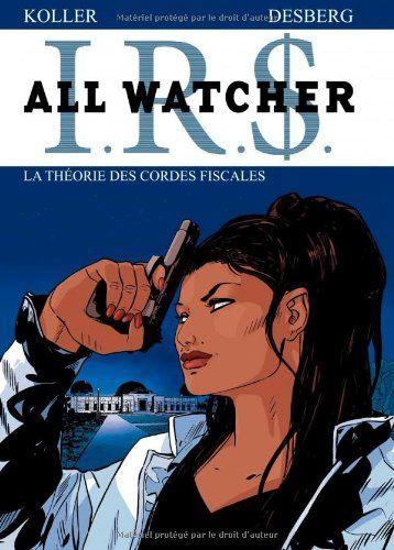 All Watcher - tome 6 - Amazon 12 € [et les volumes suivants]