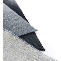 Violan Sitzkissen für Eames Side Chair dark blue Metz Textil & DesignMetz Textil & Design