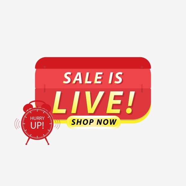 Sale Is Live Banner Design Home Furniture Promo Png And Vector With Transparent Background For Free Download Banner Design Offers Banner Banner Template Design