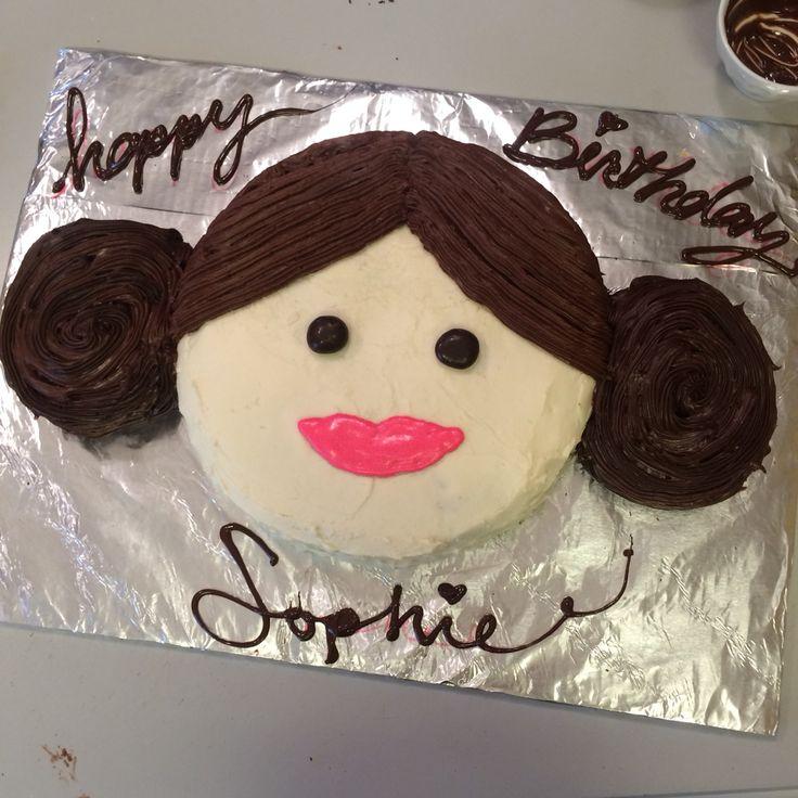 16 Best Princess Leia Birthday Images On Pinterest Star
