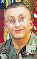 Army Spc. Levi B. Kinchen  Died August 9, 2003 Serving During Operation Iraqi Freedom  21, of Tickfaw, La.; assigned to 2nd Armored Cavalry Regiment, Fort Polk, La.; died in his sleep in Baghdad. A fellow soldier tried to wake Kinchen on Aug. 9 and discovered he was not breathing.