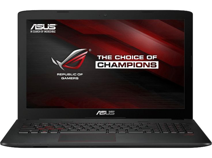 cool ASUS PC portable gamer ROG G552VW Intel Core i7-6700HQ (G552VW-CN908T-BE) chez Media Markt