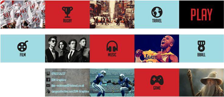 VIC305 - Narrative & Motion - Pocket Propaganda - Concertina design (play).