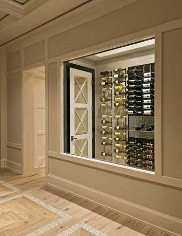 coastal wine storage wine design
