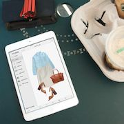 Stylebook Closet App: Fit 30 Outfits in Your Carry-On: The Tools & Techniques You Need to Fit It All