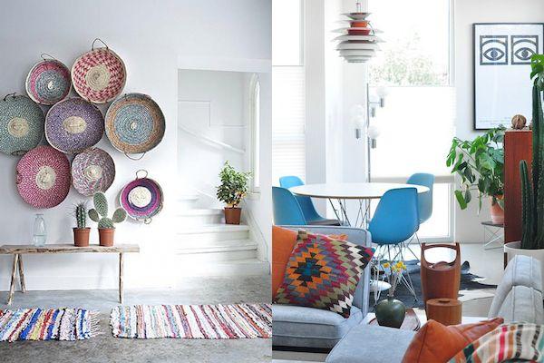 Modern Southwest Style Decorating