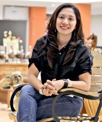 Agustina Retno Setyowati: Dengan Hati | Tokoh - Kabare Magazine
