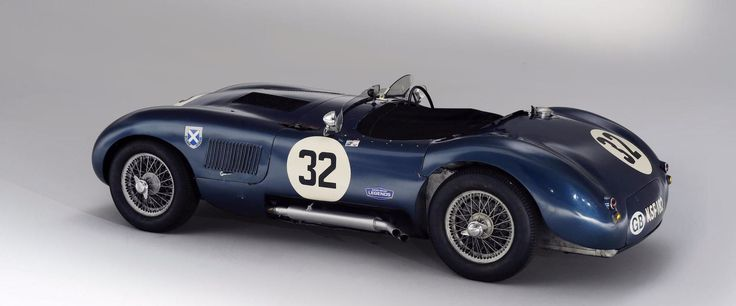 1952 JAGUAR C-TYPE TWO-SEAT SPORTS RACING ROADSTER