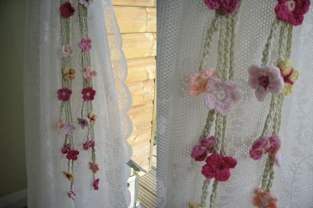 Cherry Heart Boutique: Garden Curtain Ties