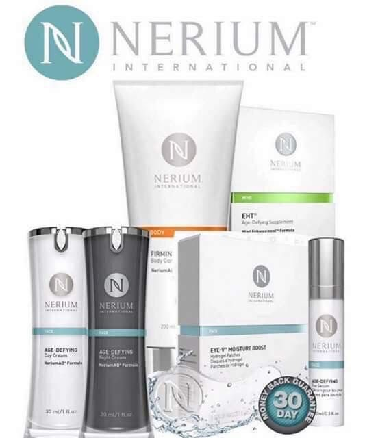Nerium's current product line. Six additional new products to be introduced in 2017. Buy some / Sell some. Ask me how!  Mslynnd.nerium.com
