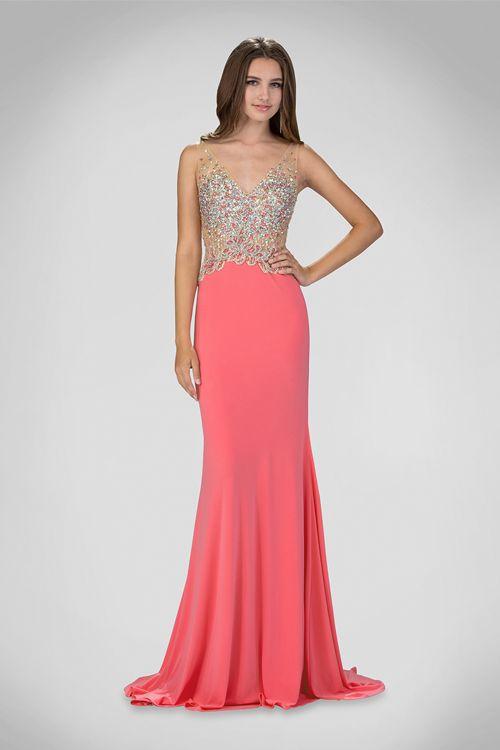 Luxusné šaty s kamienkovým zvrškom