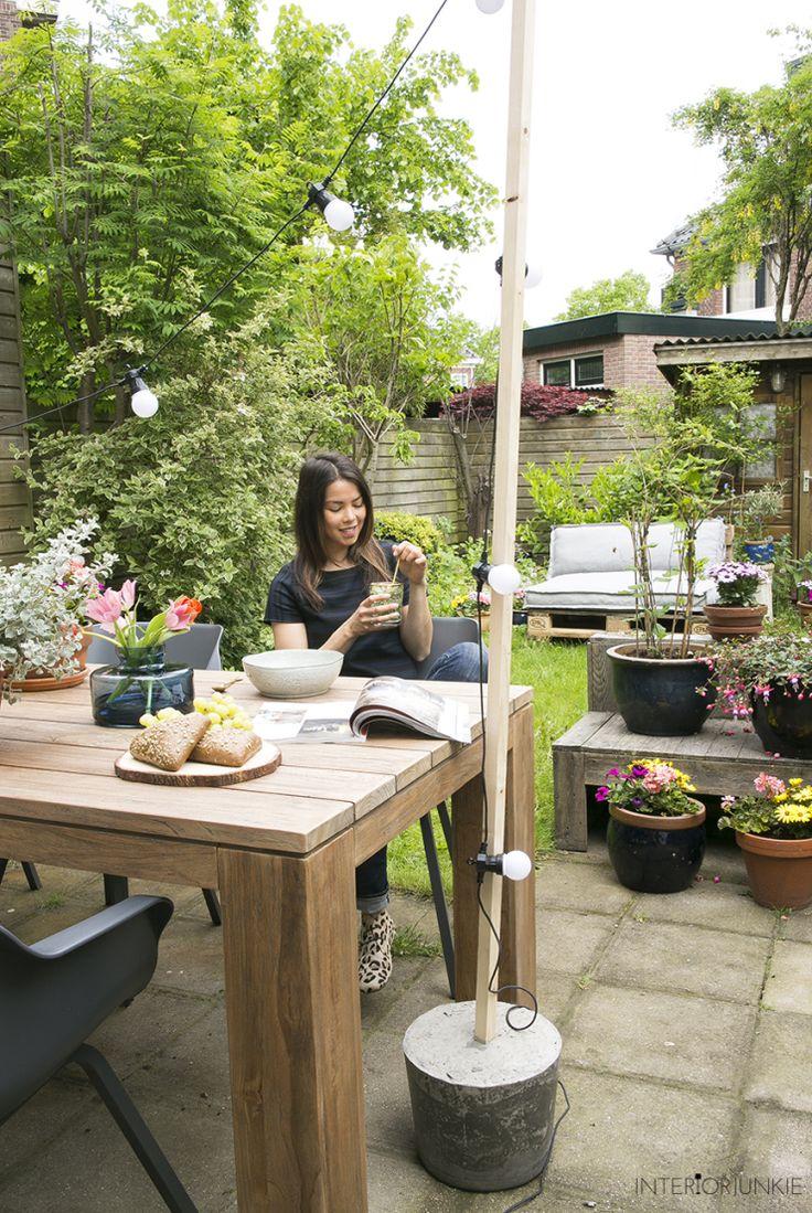 Budgetproof DIY: maak je eigen lichtslinger standaard