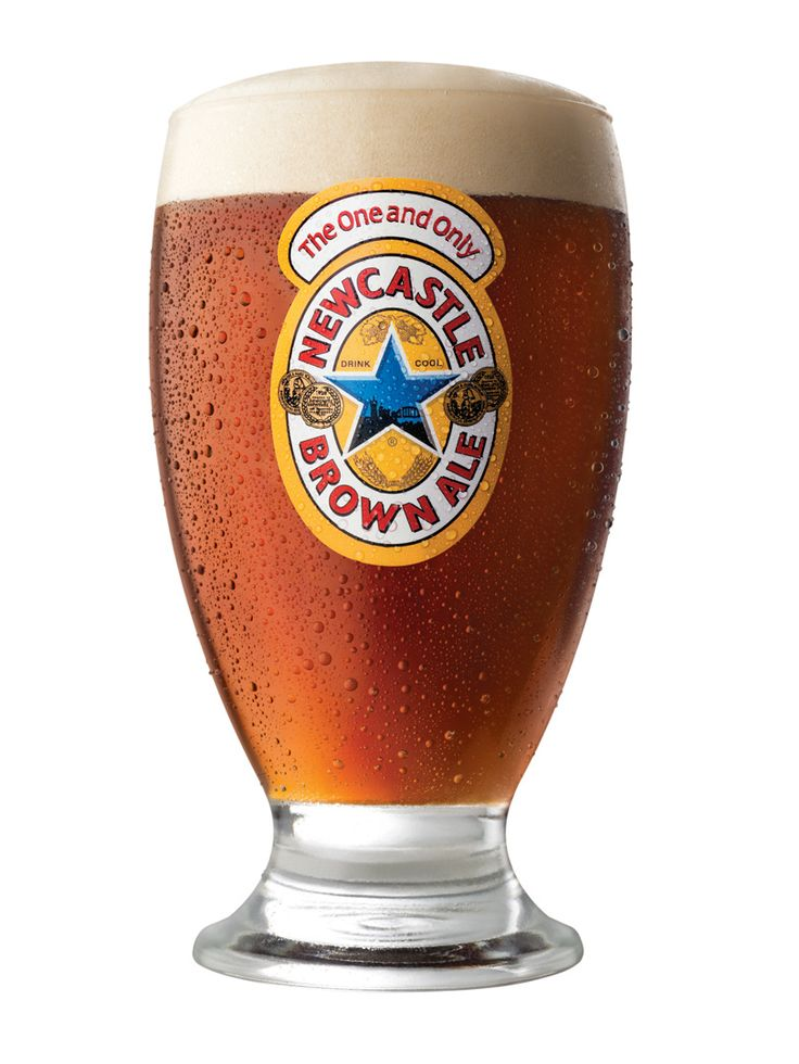Newcastle Ale Glasses