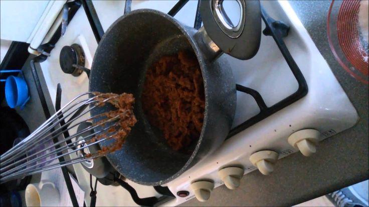 abbiamo realizzato un video tutorial in cui preparavamo i Soufflè al cioccolato