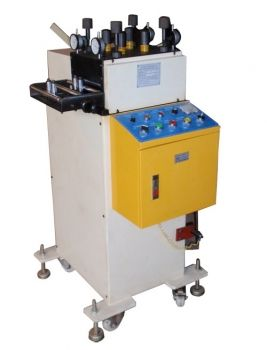 JM PRECISION THIN SHEET STRAIGHTENER has two sections type straightening device,it is no need to adjust straighten function when rolled material is under straightening process.