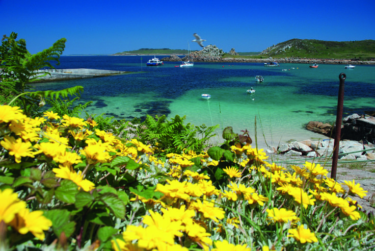 St Agnes Quay, Isles of Scilly