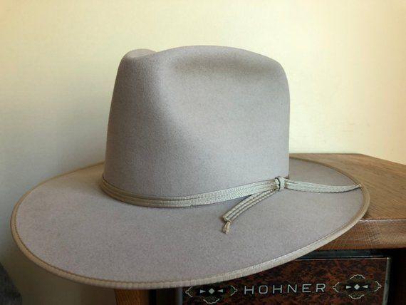 d7d5c82187886 SALE!!! Mint Vintage 1960s Stetson fedora hat 7 1 4