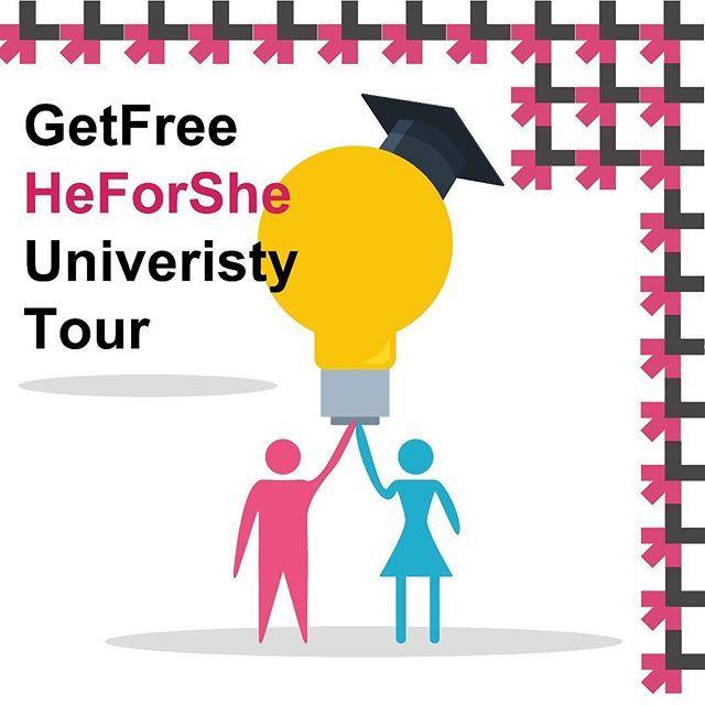 هي فور شي هي حركة تضامن عالمية انطلقت من هيئة الأمم المتحدة للمرأة بهدف الوصول للمساواة بالنوع الإجتماعي في الأردن ننطلق الآن بف University Univeristy Tours
