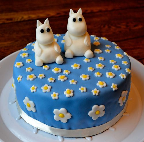 Moomin cake!