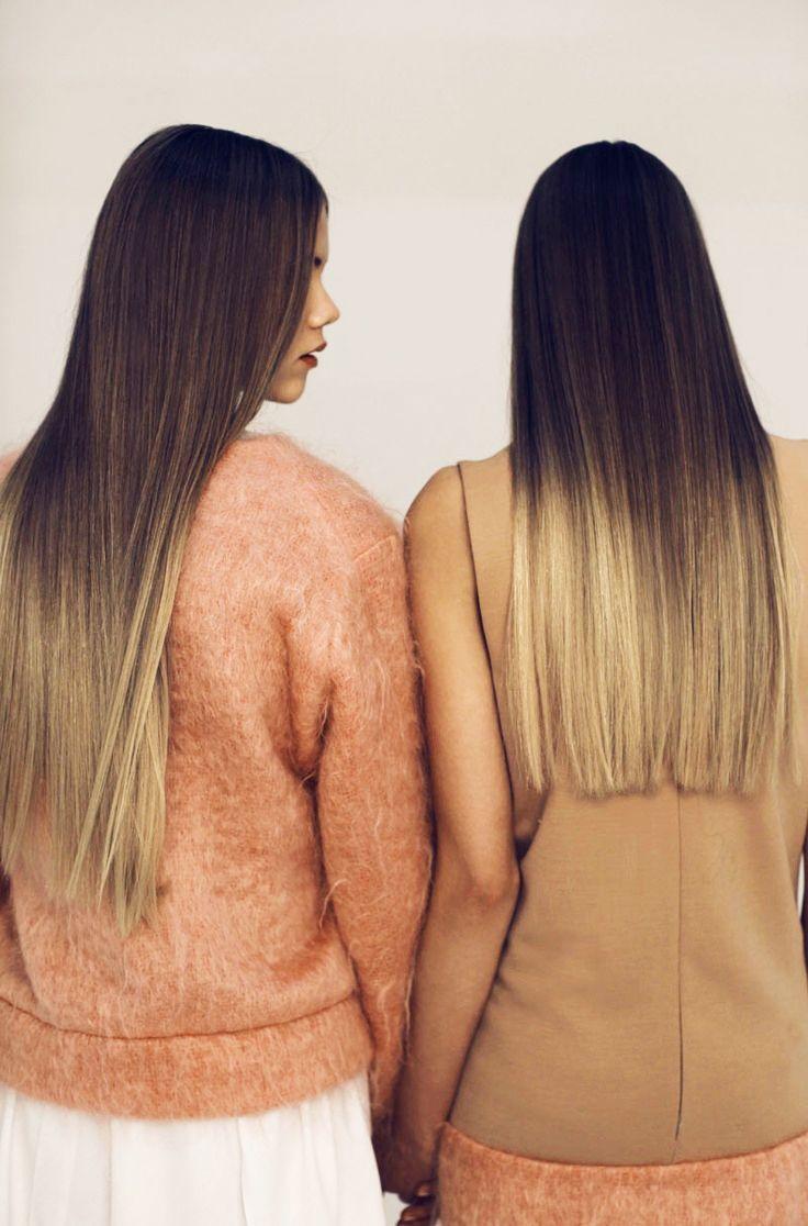 balayage hair, model, beautiful hair colour, inspiration, hairstyles, hair dye