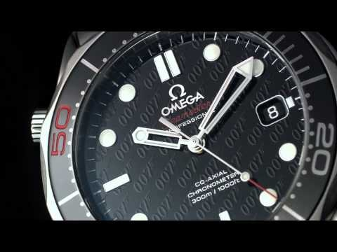 The Seamaster Diver 300M the 007 branding is way too prominent on the face but I love my original Seamaster and this looks fantastic in black & red. £2400