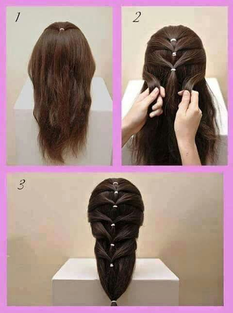 I'm going to try this with my baby even though her hair isn't as long.