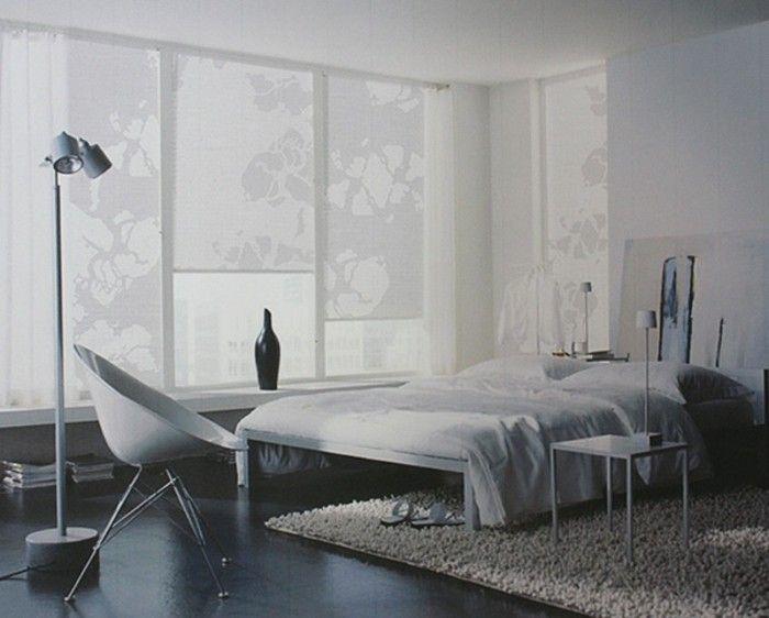 Die besten 25+ Große fenstervorhänge Ideen auf Pinterest Große - gardine f r schlafzimmer