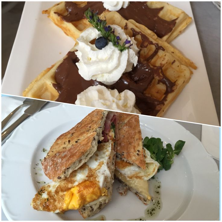 Birthday breakfast at À la Maison