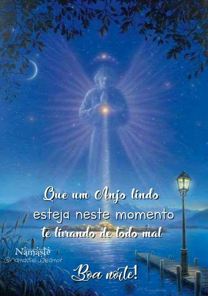 Boa Noite Amor Que Deus Esteja Contigo Boa Noite Com Fe