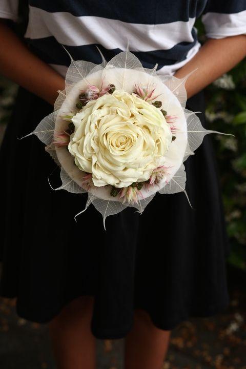 Glamelia bouquet by Volària.