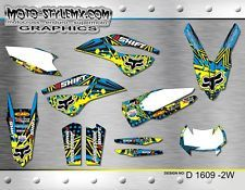 Husaberg FE & TE series 2013 - 2014 sticker kit graphics