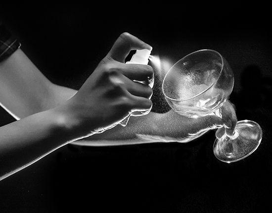Le information étape par étape de la photographie d'un verre à cocktail – Conseils pour la photographie alimentaire