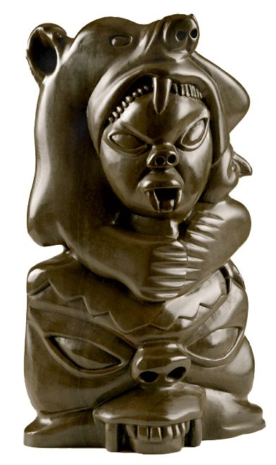 261 best iNUIT SOAPSTONE CARVINGS images on Pinterest ...