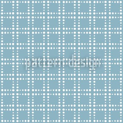 Powder Blue designed by Kerstin Nolte, vector download available on patterndesigns.com