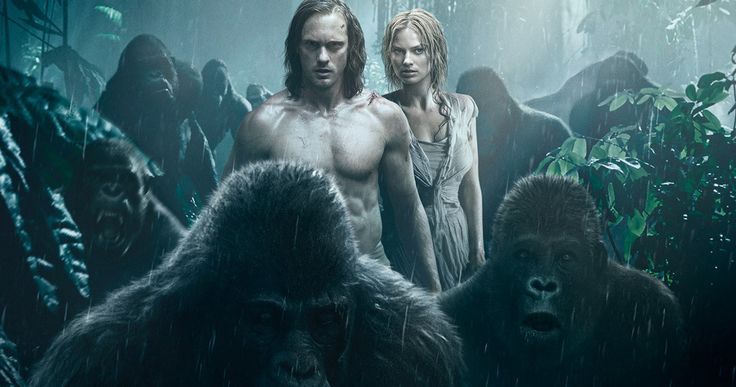 Legend of Tarzan Review: Swing Past This Remake -- Alexander Skarsgard and Margot Robbie bring Tarzan and Jane to life for the billionth time in Legend of Tarzan, proving it's time to let this franchise die. -- http://movieweb.com/legend-of-tarzan-movie-review-2016/