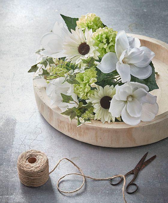 Favori Les 25 meilleures idées de la catégorie Bouquet de fleurs blanches  QR65
